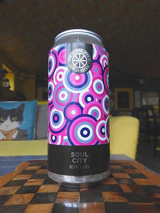 Soul City NEIPA Twisted Wheel 6.5%
