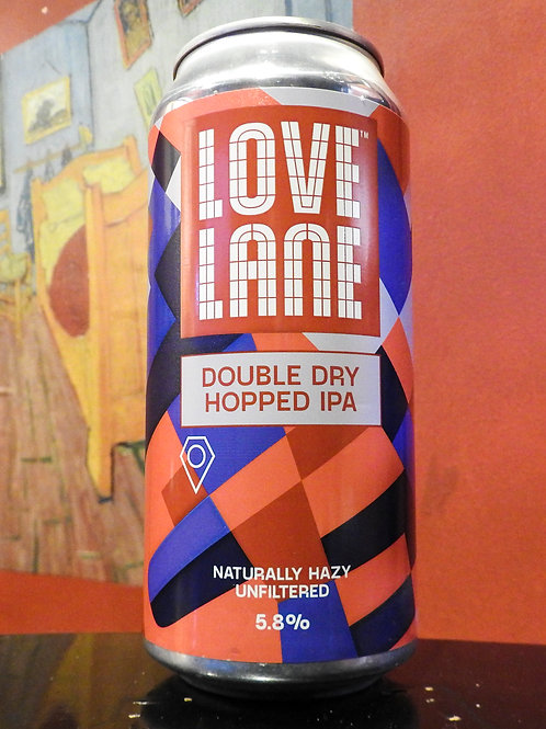 DDH IPA: Love Lane Brewing. 5.8%
