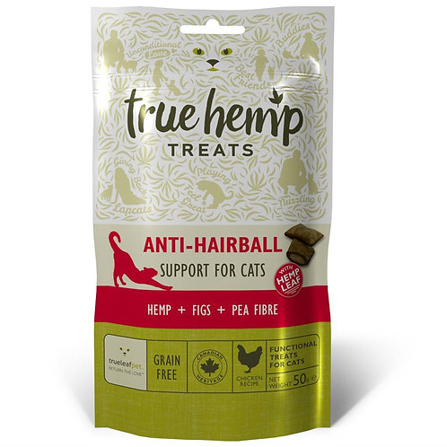 True Hemp Anti Hairball Treats