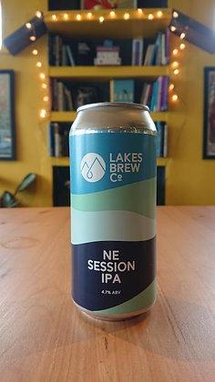 NE Session IPA Lakes Brew Co 4.7%