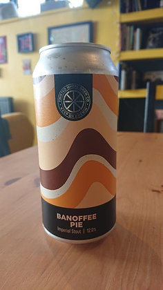 Banoffee Pie Imperial Stout 12% Twisted Wheel