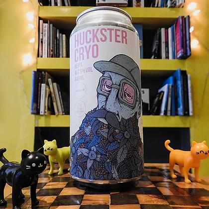Huckster Cryo NEIPA Abbeydale Brewery 6%
