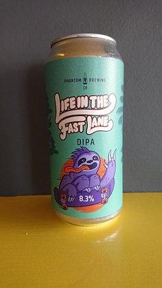 Life In The Fast Lane DIPA Phantom Brewing 8.3%