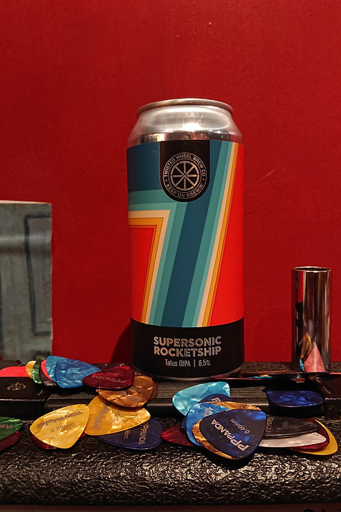 Supersonic Rocketship. Talus Dipa. Twisted Wheel. 8.5%