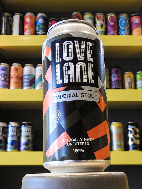 Imperial Stout. Love Lane Brewing. 10%