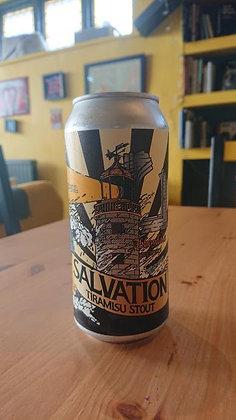 Salvation Tiramisu Stout Abbeydale Brewery 6.3%