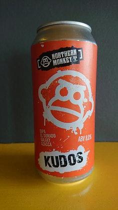 KUDOS DIPA Northern Monkey Brew Co 8.0%