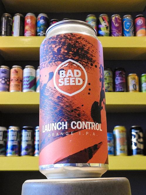 Launch Control: Orange IPA. Bad Seed. 6.2%