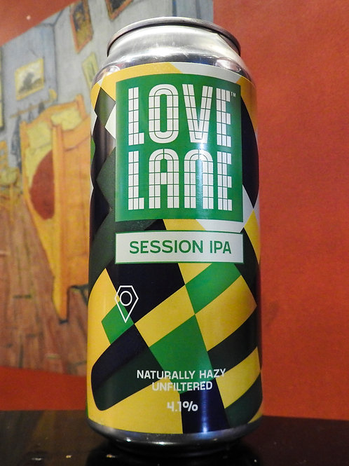 Session IPA, Love Land Brewery. 6%