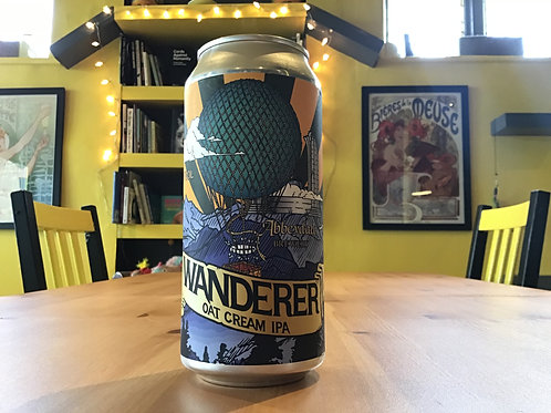 Wanderer: OAT CREAM IPA - 6.2%