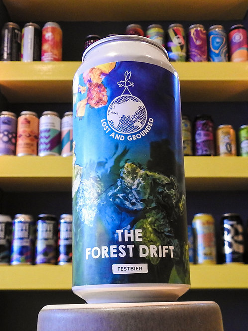 The Forest Drift: Festbier. Lost And Grounded. 5.6%