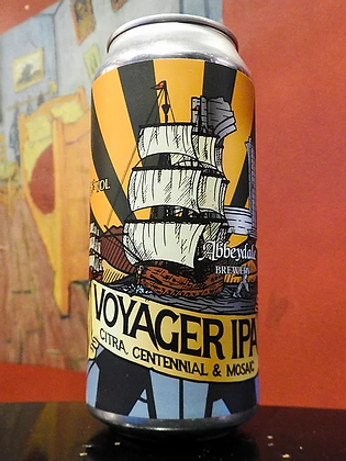 Voyager IPA Abbeydale Brewery 5.6%