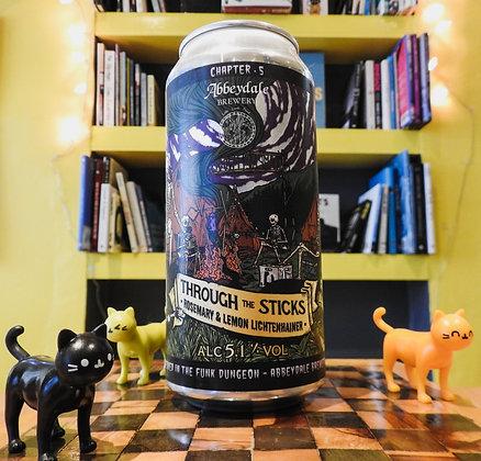 Through The Sticks Lichtenhainer Abbeydale Brewery 5.1%