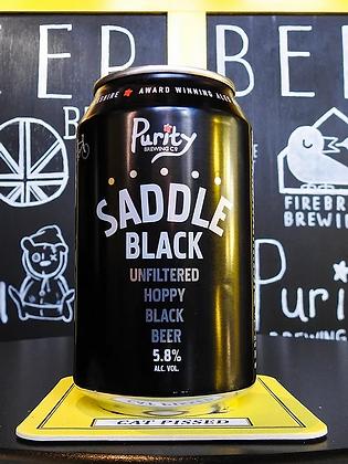 Saddle Black Black Beer Purity Brewing 5.8%