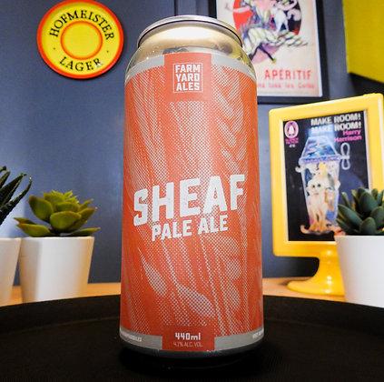 Sheaf Pale Ale Farm Yard Ales 4.1%
