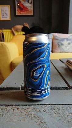 Beck Table Beer Fell Brewery 2.5%