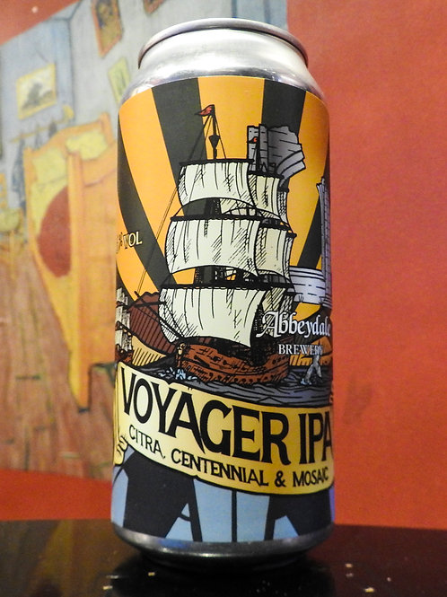Voyager: IPA, Abbeydale Brewery. 5.6%