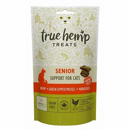 TrueHemp Treats Senior Support