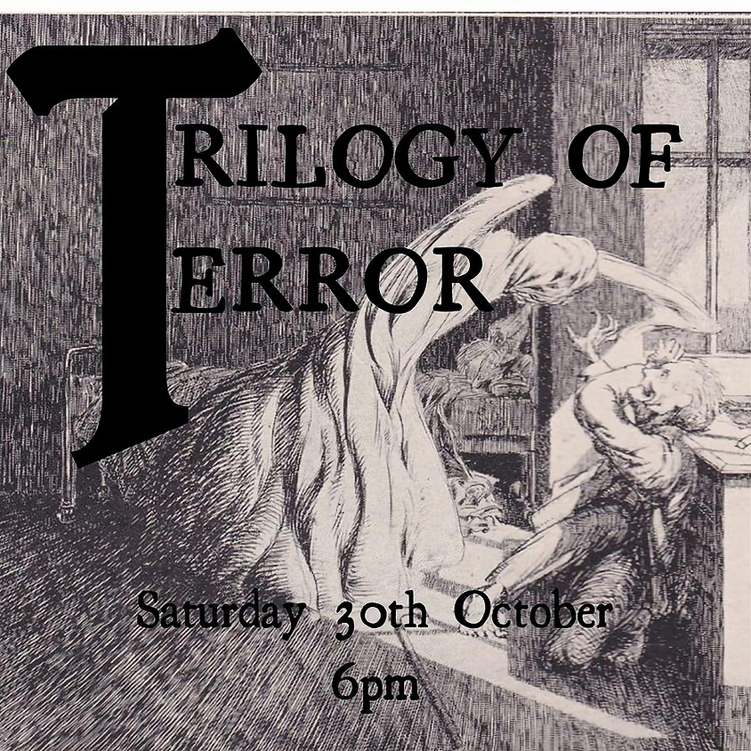 Tallow Tales: The Trilogy Of Terror