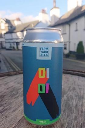 Oi Oi NEIPA Farm Yard Ales 5.4%