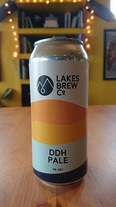DDH Pale Lakes Brew Co 4%