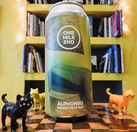 Alphonso Mango Pale Ale One Mile End 4.8%