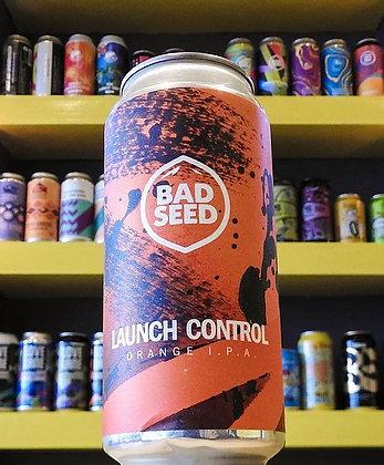 Launch Control Orange I.P.A. Bad Seed 6.2%
