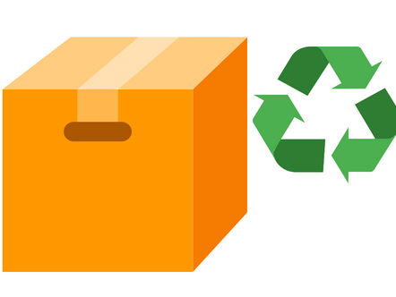 Earth Month 2020: Shopping More Online? Recycle Cardboard from your Online Purchases