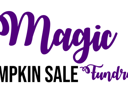 The Magic Pumpkin Sale Fundraiser 2020