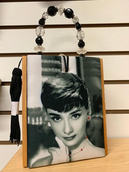 Audrey Hepburn Cigar Purse