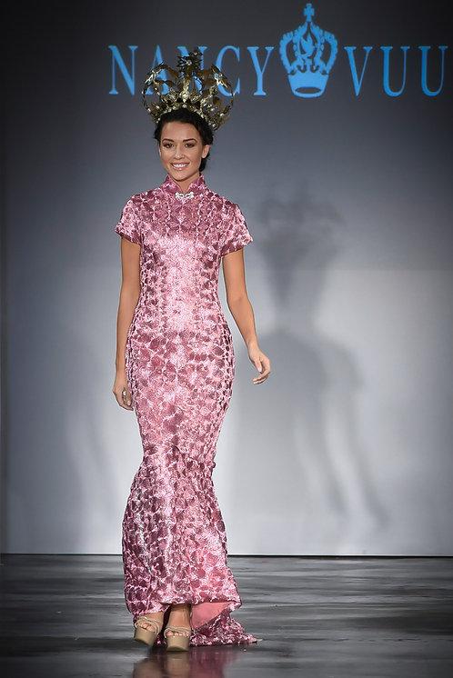 Royal Pink - Mermaid Gown
