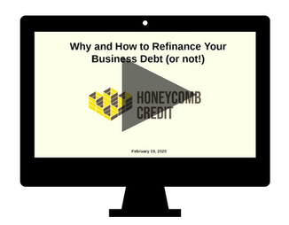 Why and how to refinance business debt