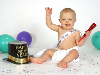 How to Have Fun Celebrating New Year's — With a New Baby