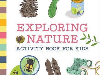 The Activity Book That Makes Kids Wild About Nature