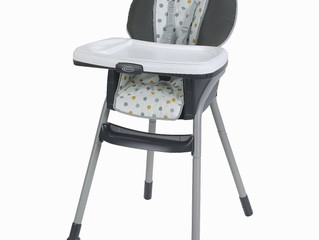 Recall Alert: You'll Want to Return These Graco High Chairs ASAP!