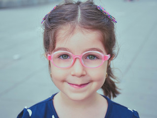 How To Protect a Child's Vision