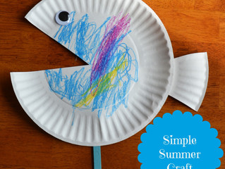 Easy Summer Craft