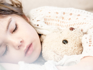Healthy Sleep Habits; How Many Hours Does Your Child Need?