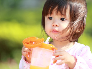 Using a Straw is Good for Your Toddler's Development — Here's What You Need to Know
