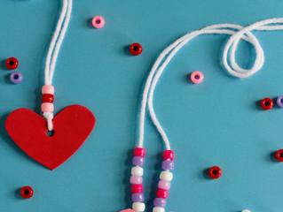 Friendship Heart Necklaces