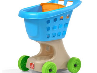 These Popular Step2 Kids' Shopping Carts Just Got Recalled; Here's What You Should Know