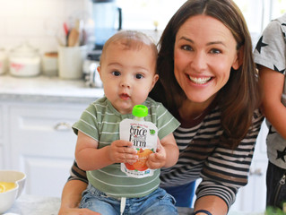 Jennifer Garner's Once Upon a Farm Baby Food Releases New Products with a Special Ingredient