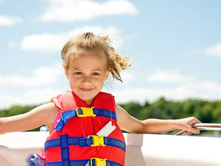 Choosing Life Jackets for Kids
