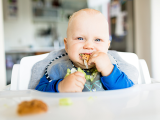 Baby's first food: What is Baby Led Weaning?