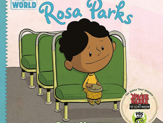 Rosa Parks - A book to read to your child