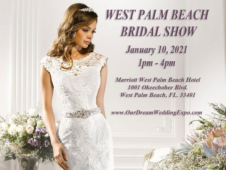 Our Dream Wedding Expo at Marriott Hotel in West Palm Beach.