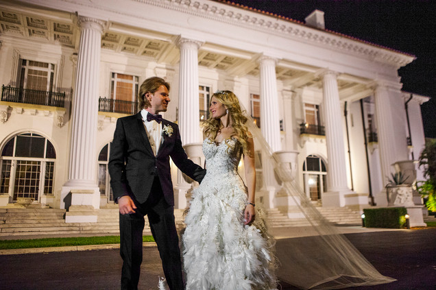Wedding Photo by Mark Salner Photography