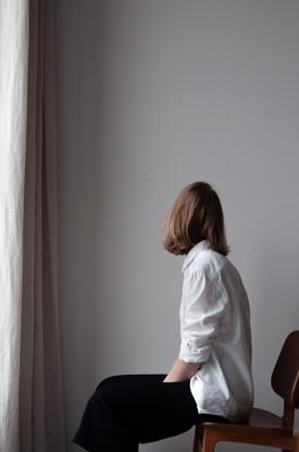Portrait. Fanny Olsthoorn.