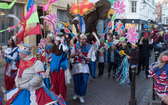 Childrens Storytelling Day and Carnival