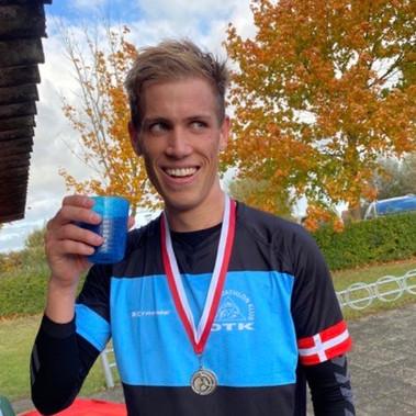 Frederik Siemons, Triathlete, Denmark